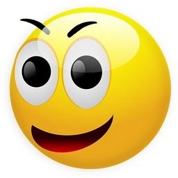 Beängstigend Smiley