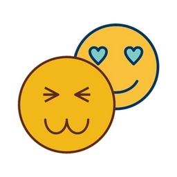 Smileys Liebe machen