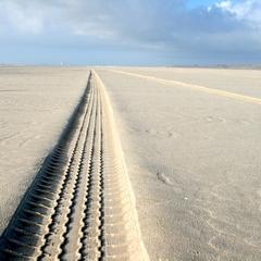Strand-Tracks