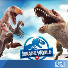Jurassic World- Alive - Spawns and Dinos