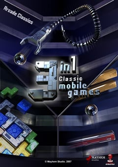 3 in 1 Classic Mobile Games