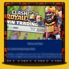 Clash Royale - Money and Clans
