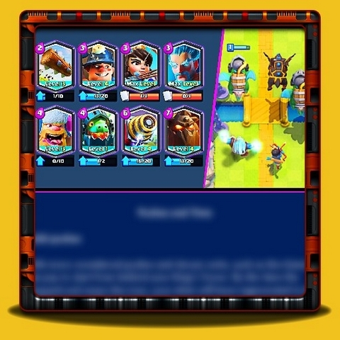 Clash Royale - Pushes and Time