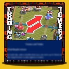 Clash Royale - Trainers and Trades