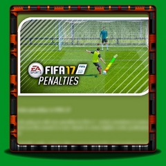 Fifa 17 - Taking Penalties
