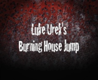 FMX Luke Ureks Burning House Jump