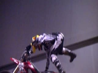Melbourne follia FMX