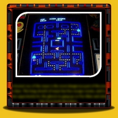 Pac Man - Clear The Bottom Of The Maze First