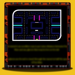 Pac Man - Utiliser le Tunnel