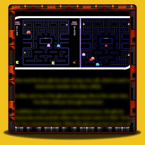 Pac Man - Pass-Through Bug And Home Corners