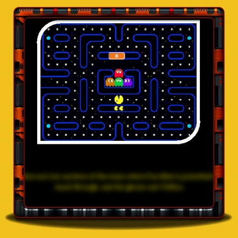 Pac Man - The Blind Alleys