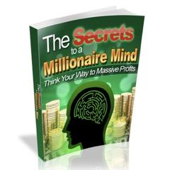 Secrets To A Millionaire Mind