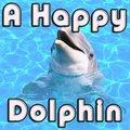 Ein Glücklicher Delphin