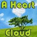 Eine Herzwolke