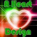 Un disegno di un cuore