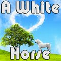 Ein Weißes Pferd
