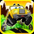 Cartoon Car Racing