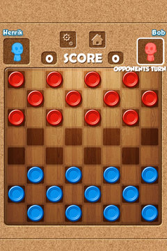 Checkers (Multiplayer)