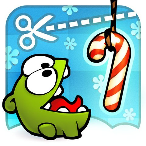 Cut The Rope - Holiday Gift