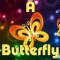 Ein Schmetterling