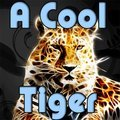 Ein cooler Tiger