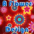 Ein Blumenmuster