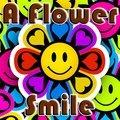 Ein Blumen Lächeln
