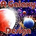 Ein Galaxie Design