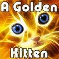 Ein Goldenes Kätzchen