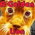 Ein Goldener Löwe