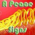 Ein Friedenszeichen