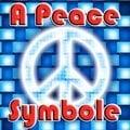 Ein Friedenssymbol