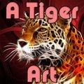 A Tiger Art