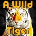 Un tigre sauvage
