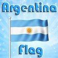Argentinische Flagge
