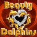 Schöne Delphine