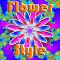 Style de fleurs