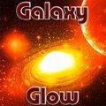 Galaxis Leuchten