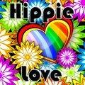 Hippie Liebe