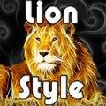 Style de lion