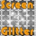 Bildschirm Glitter