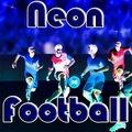 Neon Fußball