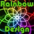 Regenbogen Design