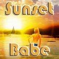 Sonnenuntergang Babe