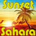 Sunset Sahara