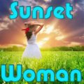 Sunset Woman