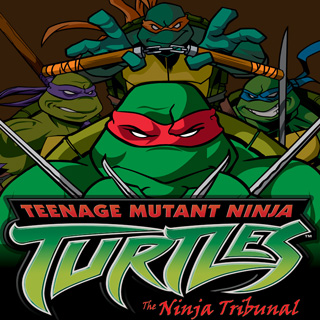 TMNT; The Ninja Tribunal