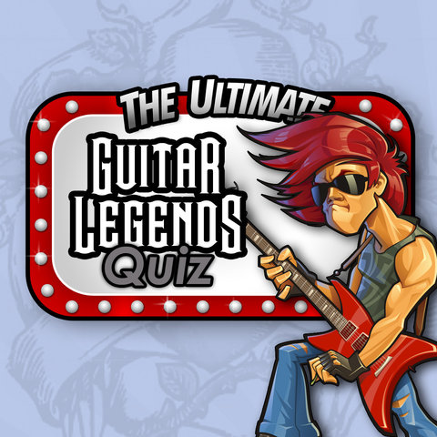 Das Ultimative Gitarrengötter Quiz