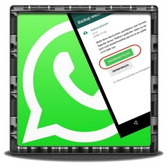 Whatsapp Guide de Sauvegarde