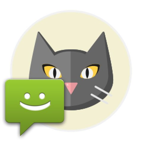 WhatsApp Cat Stickers Pack